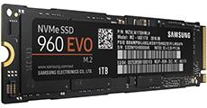 Samsung SSD 960 EVO