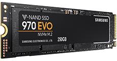 Samsung SSD 970 EVO M.2 SSD