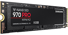 Samsung SSD 970 PRO M.2 SSD