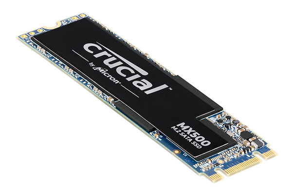 Crucial MX500 M.2 SSD