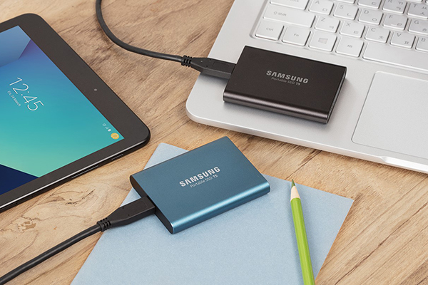Samsung Portable SSD T5 externe SSD