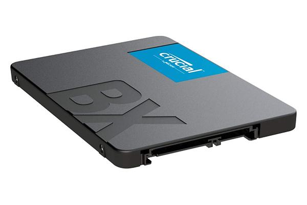 Crucial BX500 2,5 Zoll SATA SSD