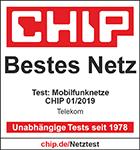Auszeichnung Telekom Netz