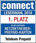 Auszeichnung Telekom Prepaid