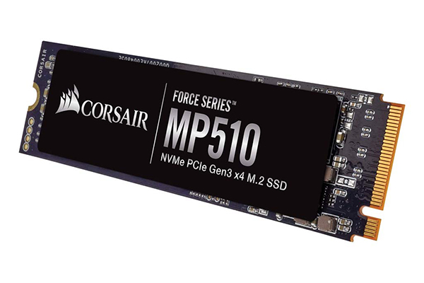 Corsair MP510 NVMe M.2 SSD