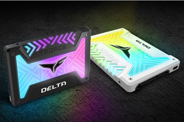 TeamGroup T-Force Delta RGB SSD 2,5 Zoll SATA