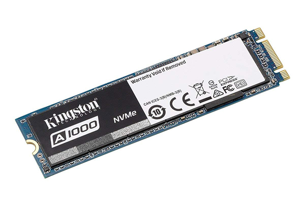 Kingston A1000 NVMe PCIe M.2 SSD