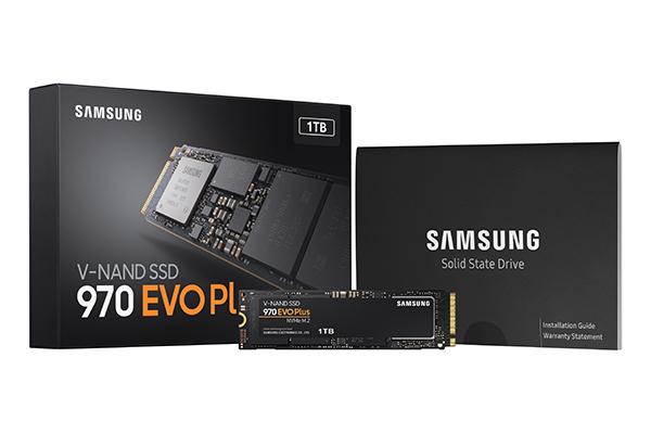 Samsung SSD 970 EVO Plus M.2 NVMe PCIe
