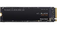 WD Black SN750 NVMe SSD M.2