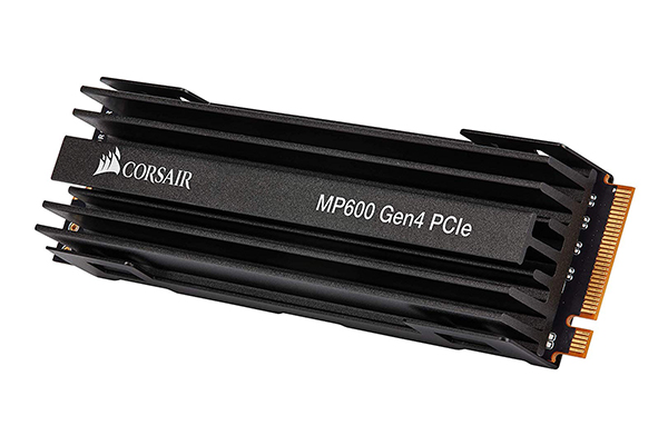 Corsair Force Series MP600 M.2 NVMe PCIe Gen4 SSD