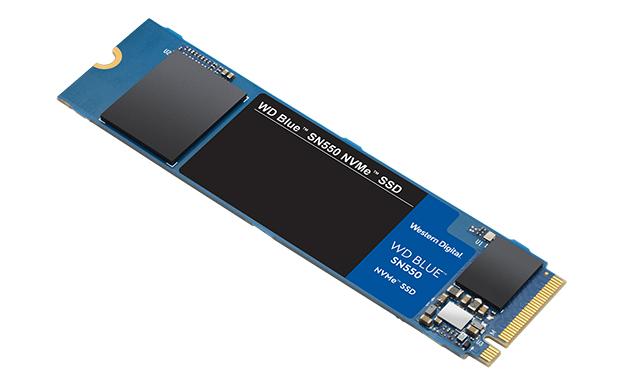 WD Blue SN550 NVMe SSD PCIe M.2