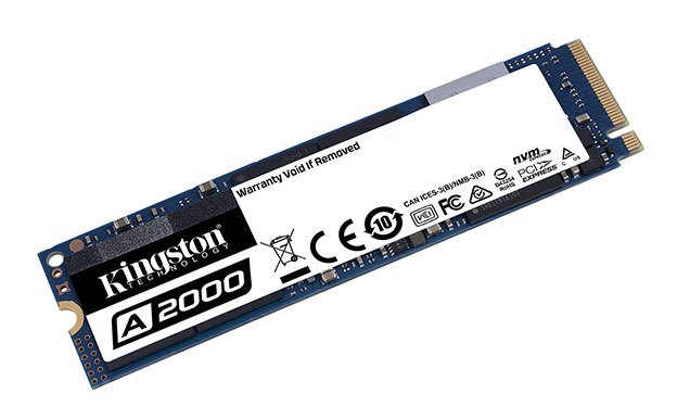 Kingston A2000 M.2 NVMe SSD