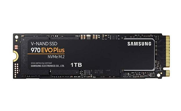 Samsung SSD 970 EVO Plus M.2 NVMe SSD