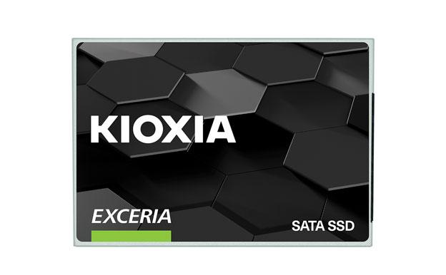 Kioxia Exceria SATA SSD 2,5 Zoll