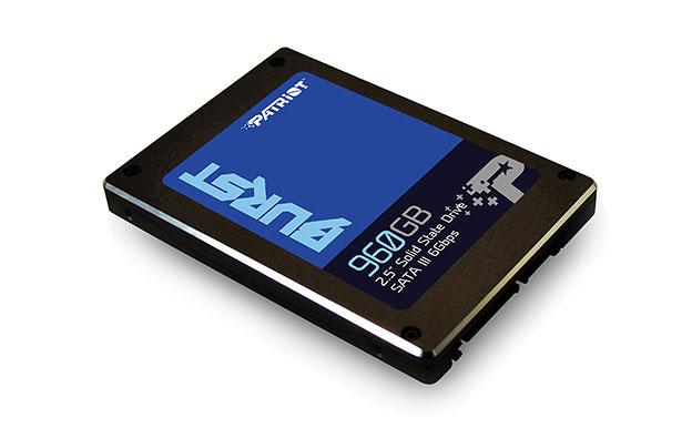 Patriot Burst 2,5 Zoll SATA SSD