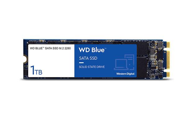Western Digital WD Blue SATA SSD M.2 2280