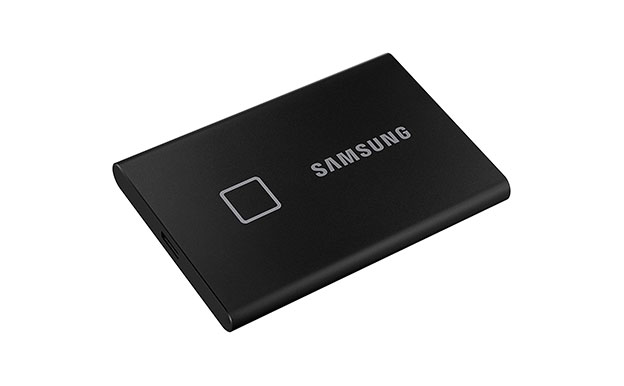 Samsung Portable SSD T7 Touch externe SSD USB 3.2 Gen 2