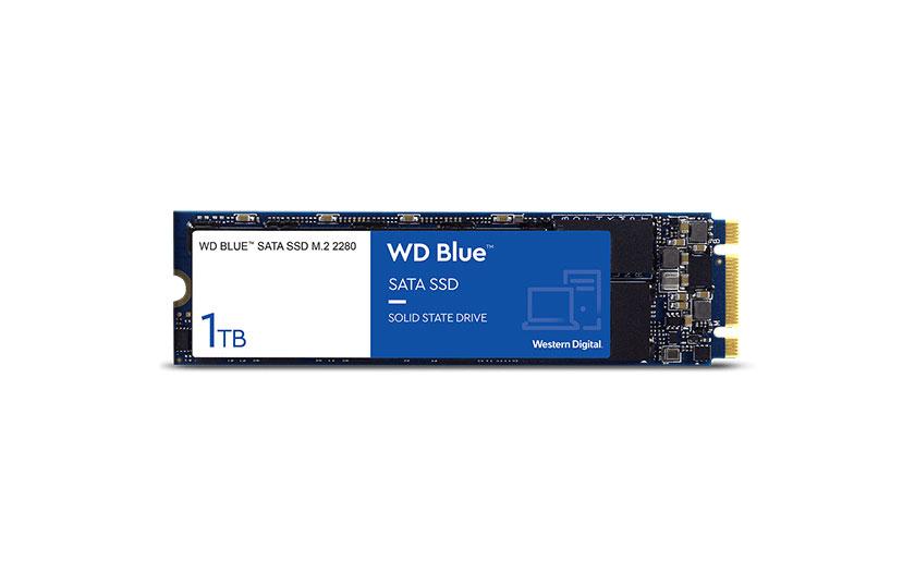 WD Blue SATA SSD M.2 2280