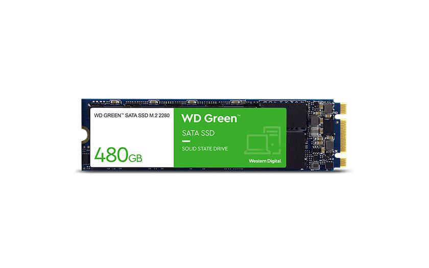 WD Green SATA SSD M.2 2280