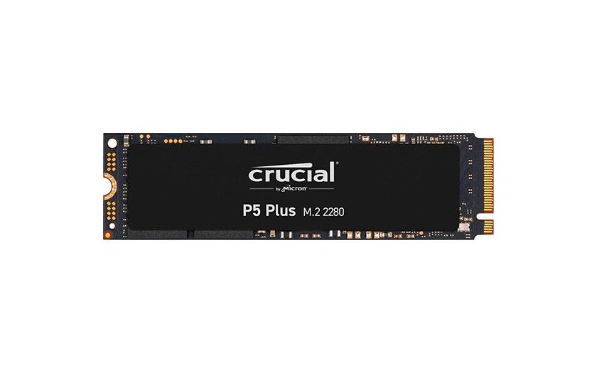 Crucial P5 Plus M.2 NVMe PCIe 4.0 SSD