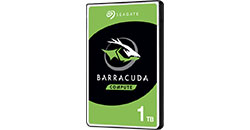 Seagate BarraCuda HDD 2,5 Zoll Festplatte Empfehlung