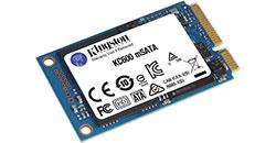 Kingston KC600 mSATA SSD Empfehlung