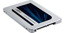 Crucial MX500 2,5 Zoll SATA SSD Empfehlung